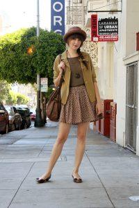 Vintage Skirts Fashion