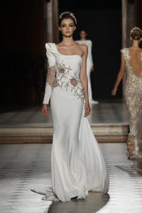 White Couture Gowns