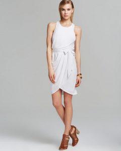 White Tulip Skirt