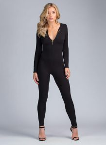 Women Long Sleeve Jumpsuits