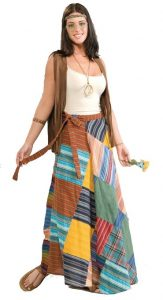 Womens Hippie Skirts