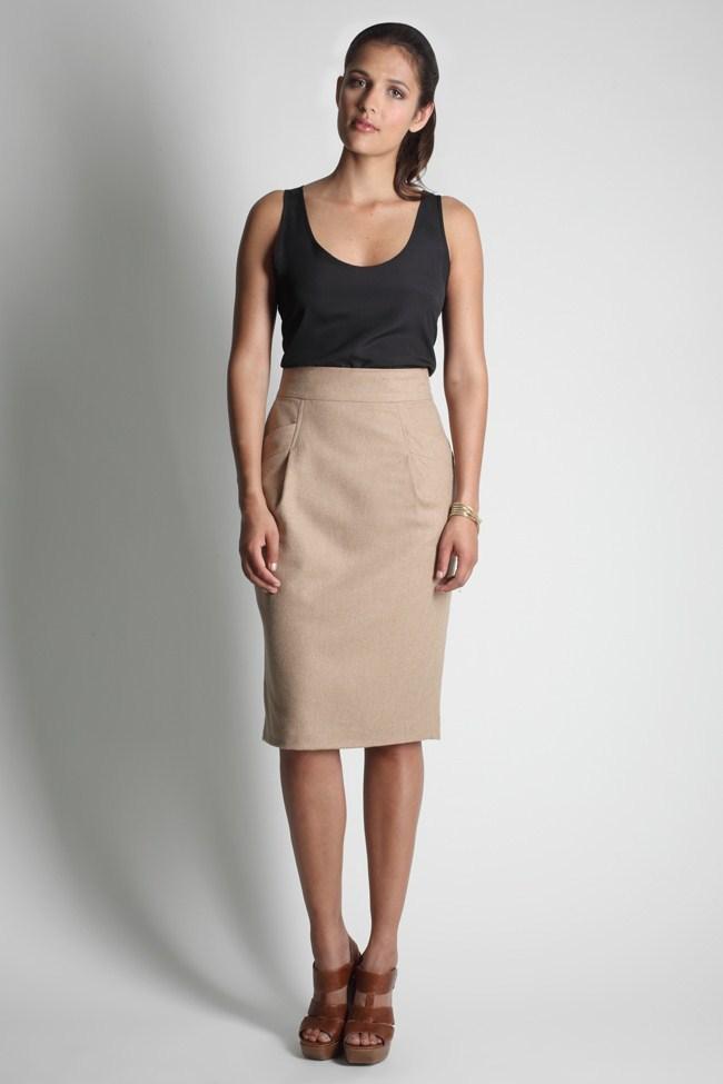 Wool Skirt | Dressed Up Girl
