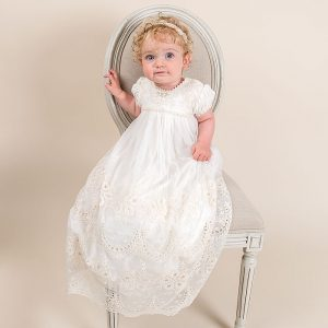 Baptism Gown for Girl