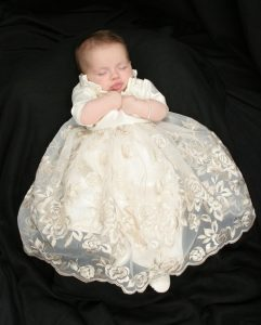 Baptism Gowns for Baby Girl