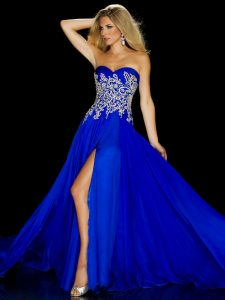 Beaded Pageant Gowns