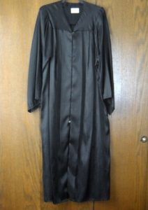 Black Graduation Gowns