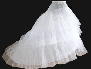 Bridal Hoop Skirt