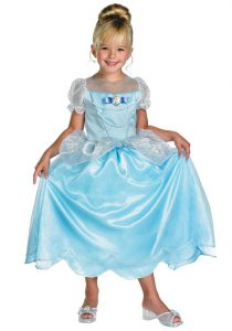 Cinderella Gowns for Kids