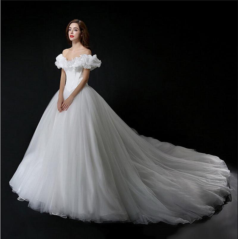 Wedding Bridal Gowns: Cinderella Gowns