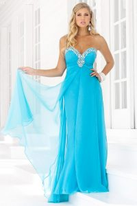 Fitted Prom Gown