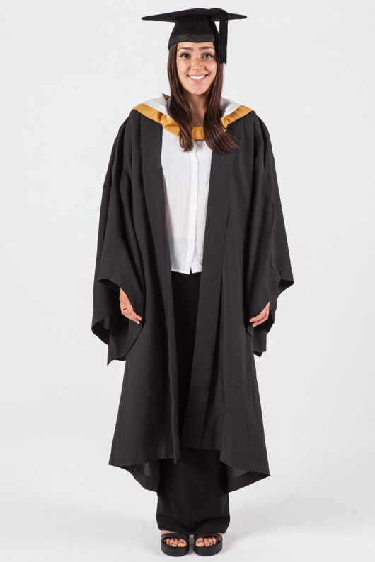 Graduation Gowns | Dressed Up Girl