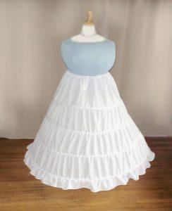 Hooped Skirt
