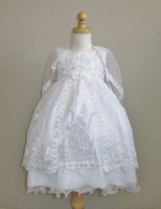 Infant Baptism Gown
