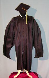Master Graduation Gown