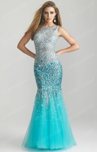 Mermaid Pageant Gowns