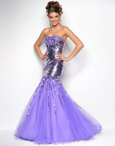 Mermaid Prom Gowns