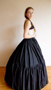 Modern Hoop Skirt