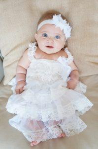 Newborn Baptism Gown