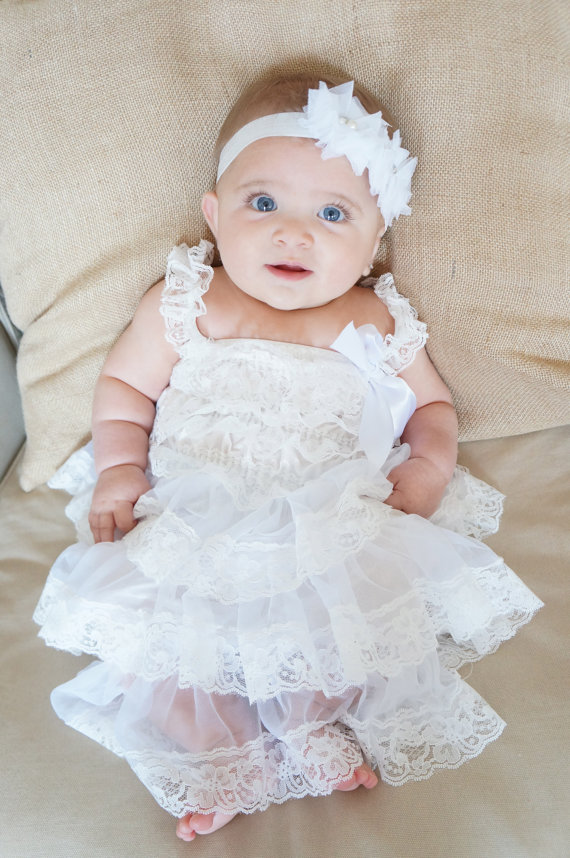 Baptism Gowns | Dressed Up Girl