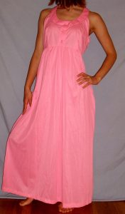 Pink Night Gown