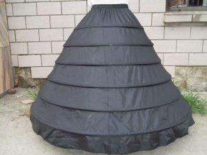 Plus Size Hoop Skirt