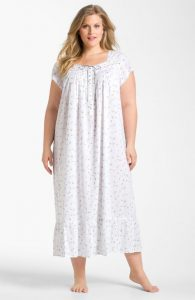 Plus Size Night Gown
