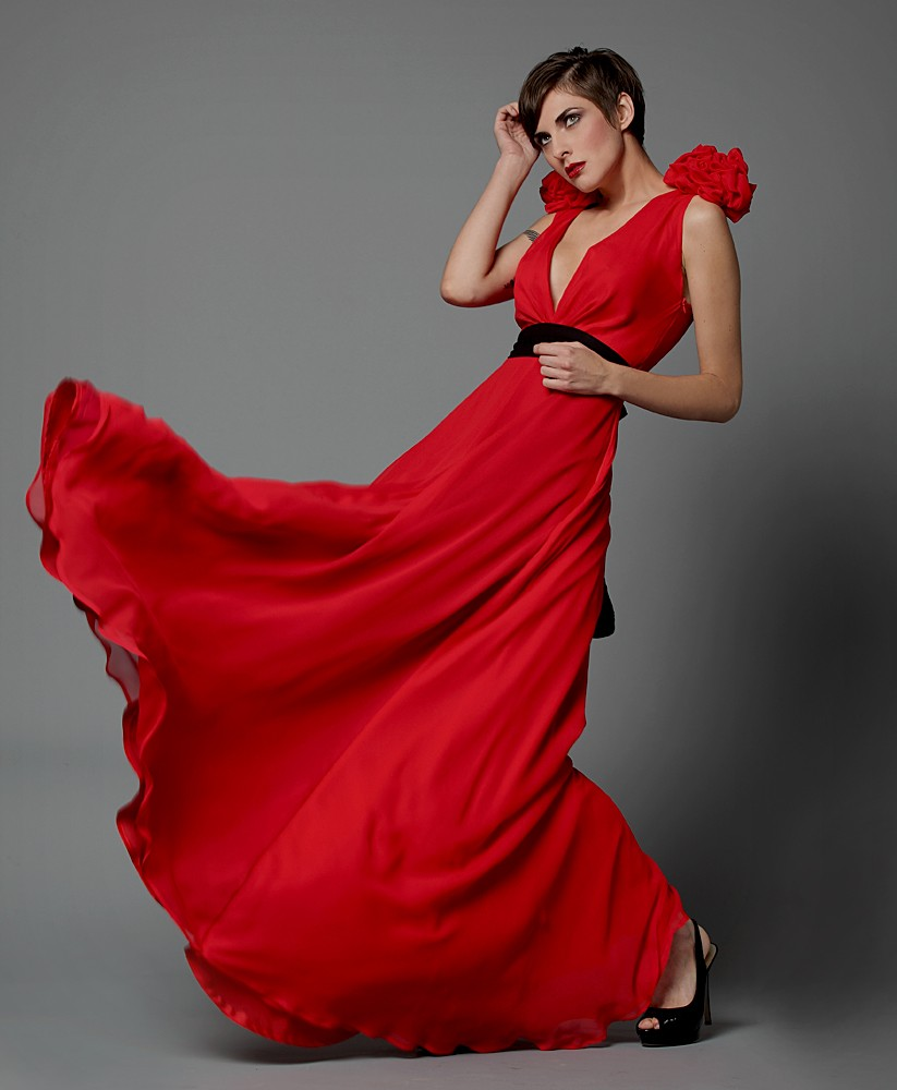 Red Gown Dressedupgirl Com
