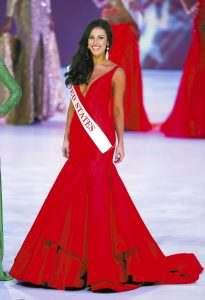 Red Pageant Gowns