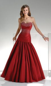 Red Prom Gowns