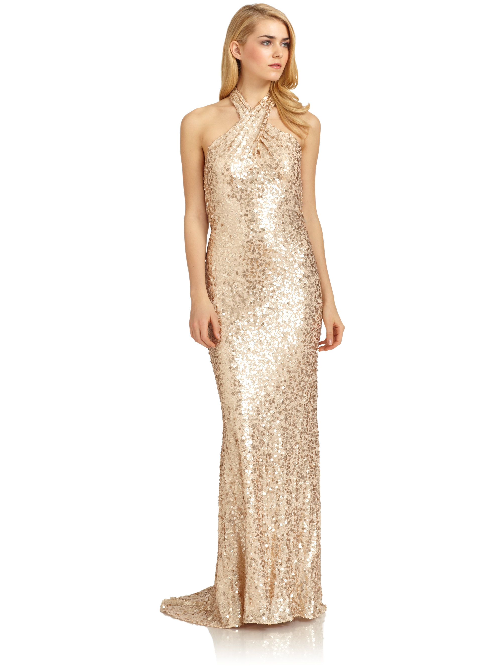 Wedding Gold Gown gold gown dressed up girl sequin gown
