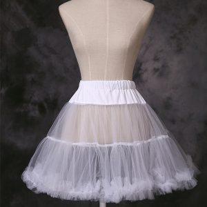 Short Hoop Skirt