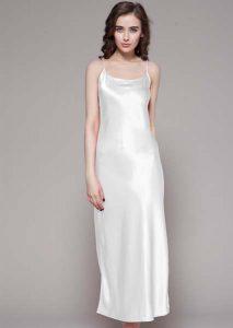 Silk Night Gowns