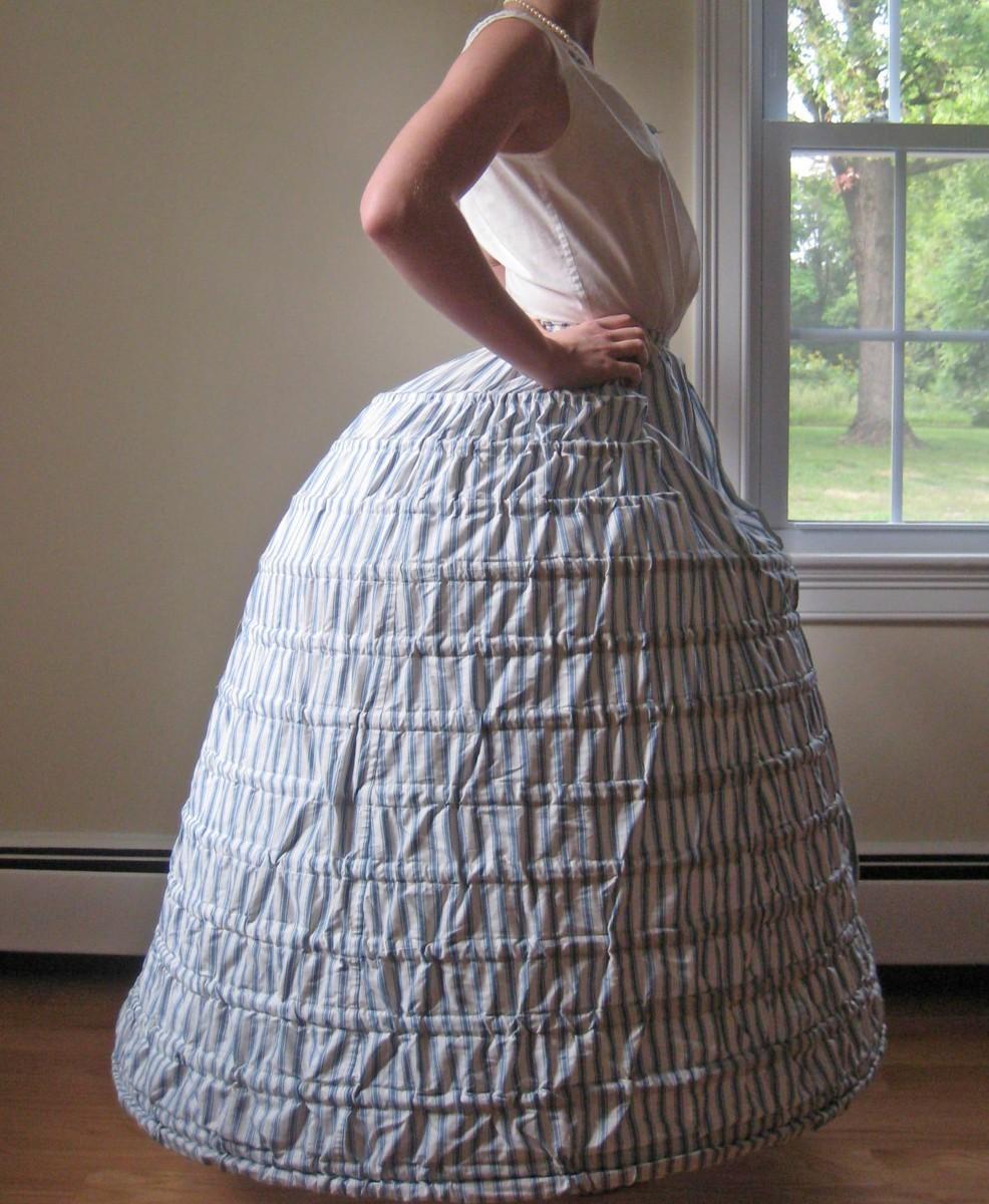 Hoop Skirt Pattern