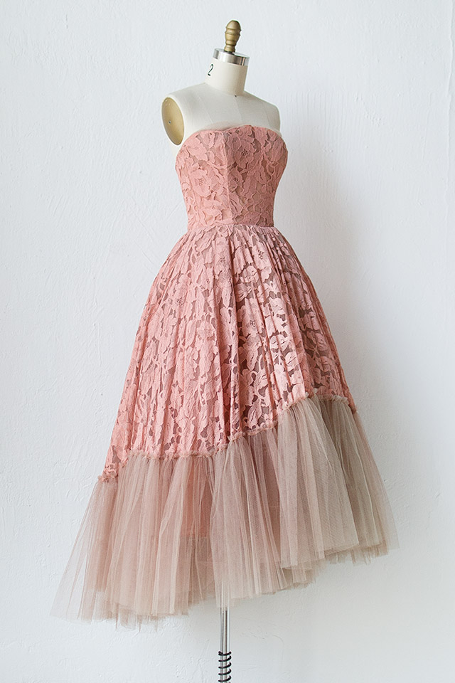 Vintage Gowns | Dressed Up Girl