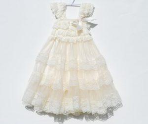 Vintage Baptism Gown