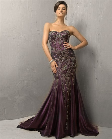 Vintage Formal Gowns