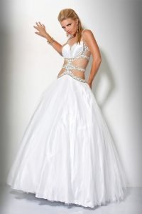 White Gown Dresses