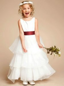 White Gowns for Kids