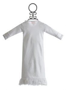 White Newborn Gowns