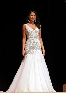 White Pageant Gowns