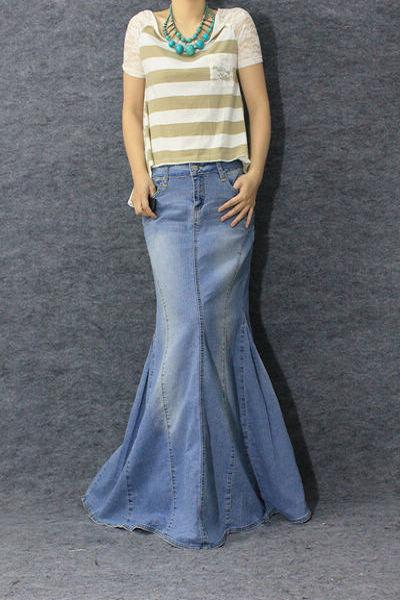 Mermaid Skirt Dressed Up Girl