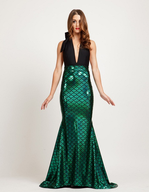 Mermaid Skirt Dressedupgirl Com