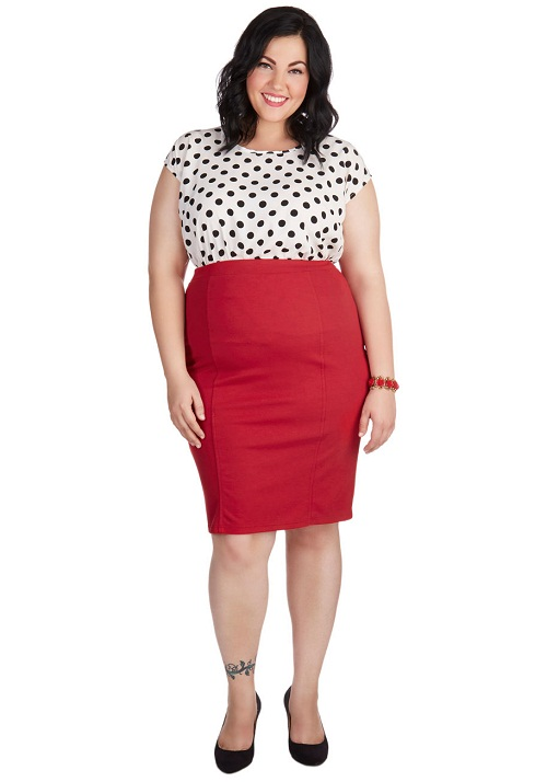 Plus Size Skirts | Dressed Up Girl