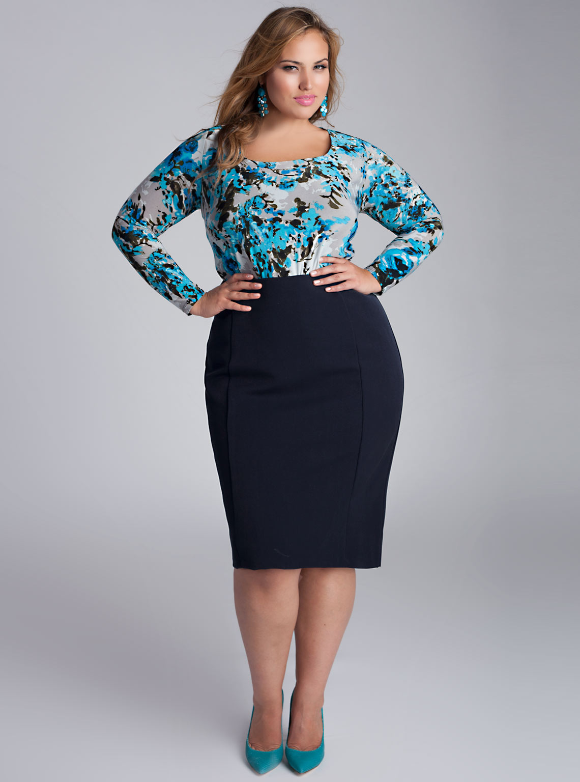Plus Size Formal Dresses Under 100: DressedUpGirl.com