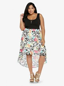 Plus Size Summer Skirts
