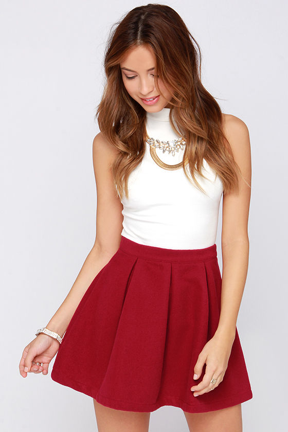 Shop for red skirts for women at arifvisitor.ga Free Shipping. Free Returns. All the time.