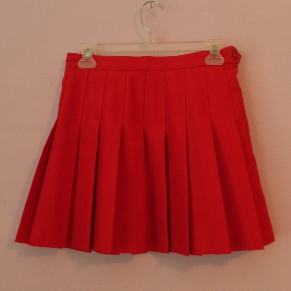 Tennis Skirts Dressed Up Girl