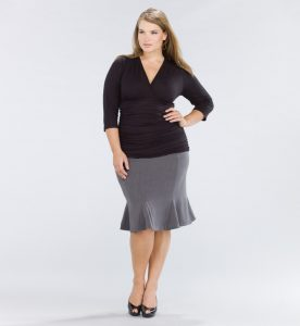 Womens Plus Size Skirts