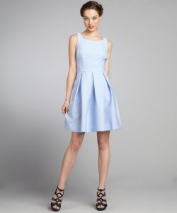 Baby Blue Sundress