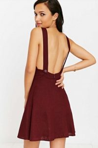Backless Sundress Pictures